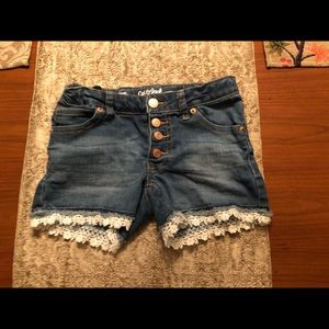 🍁Cat & Jack girls shorts